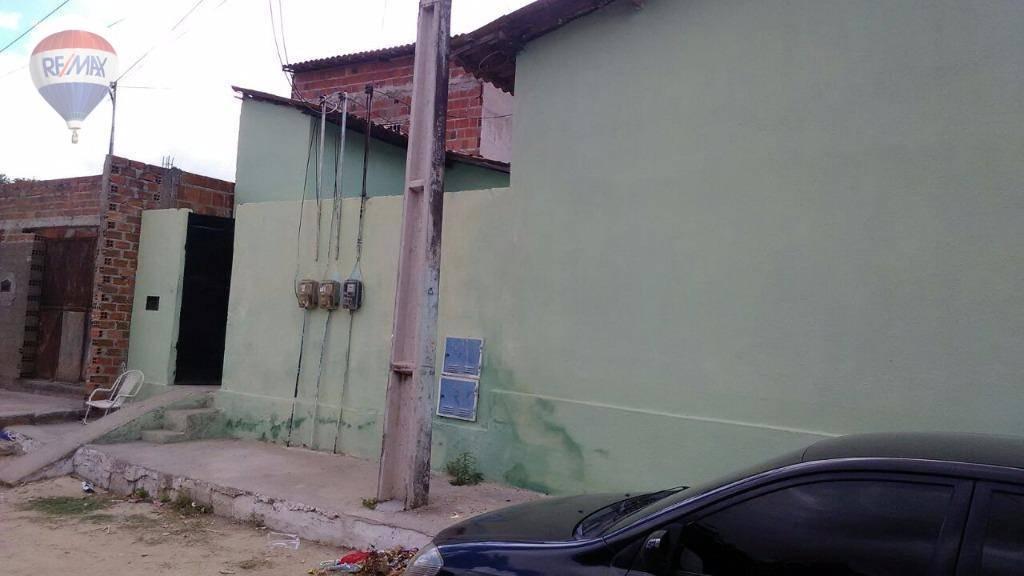 vila de casa a venda no conjunto esperança - ca0100