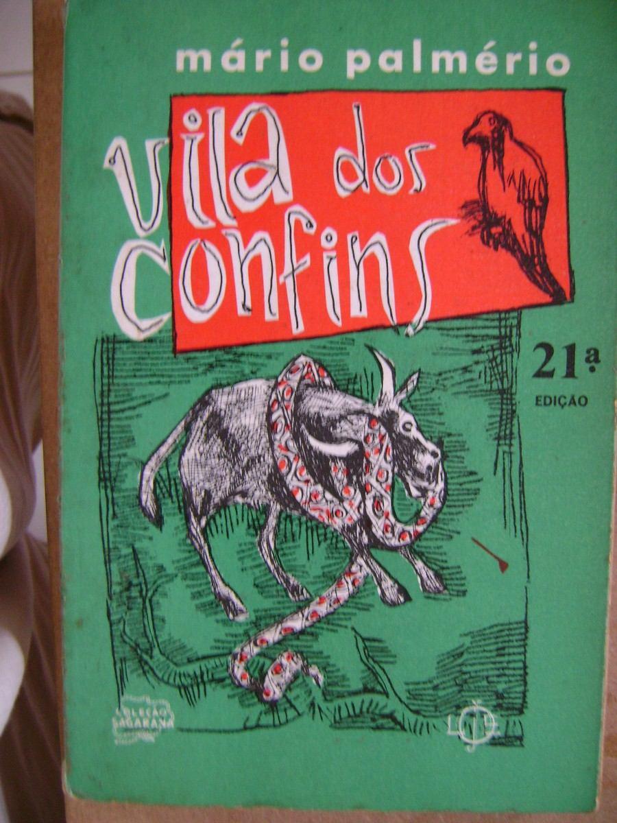 livro vila dos confins