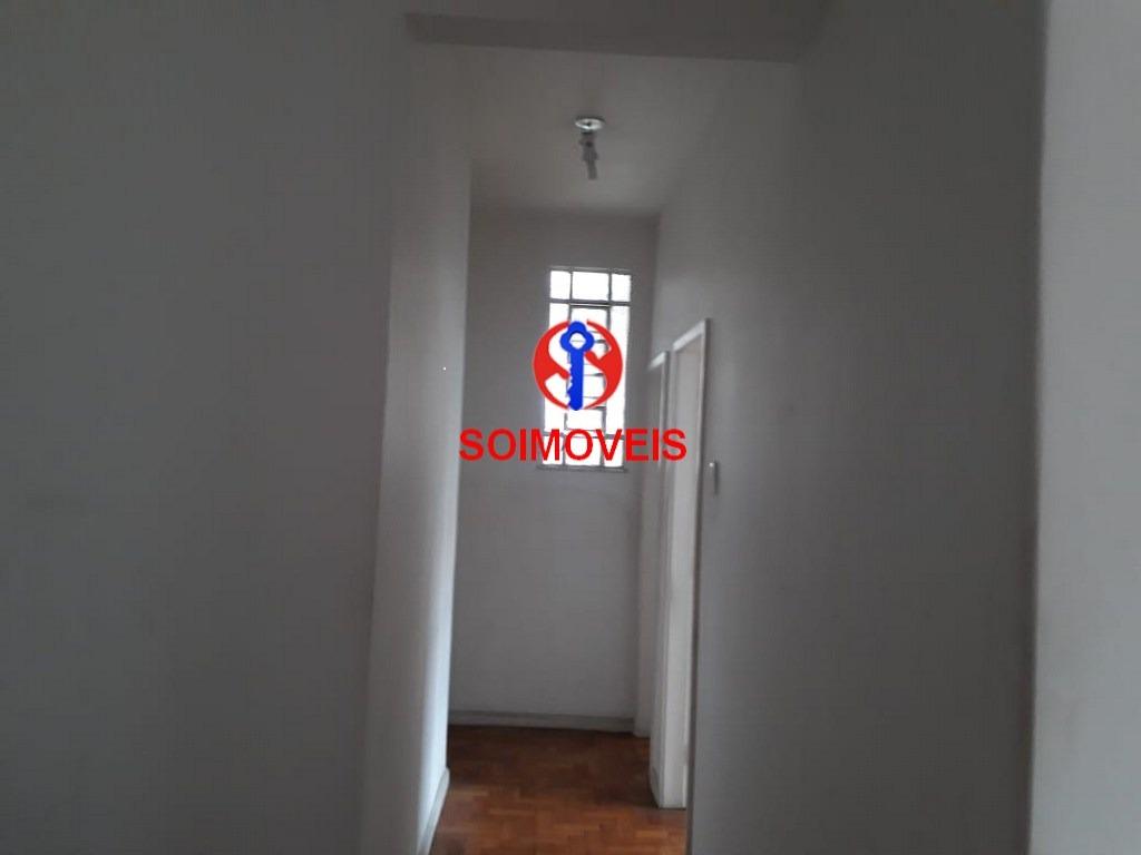 vila isabel, sala, 3 quartos