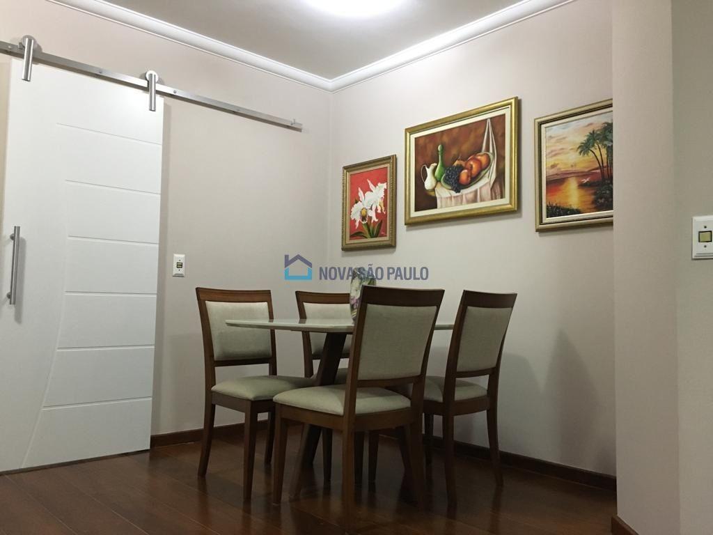 vila mariana 91m², 3 dormitórios, 1 suite e 2 vagas - próximo ao metrô santa cruz  - bi25811