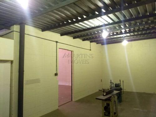 vila marlene   galpão mobiliado 240 m²  2 vagas   6910 - a6910