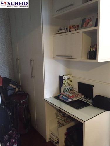 vila mascote 3 dorms 1 suite 2 vagas lindo com lazer completo e ótimo valor repleto de armarios - mc2418