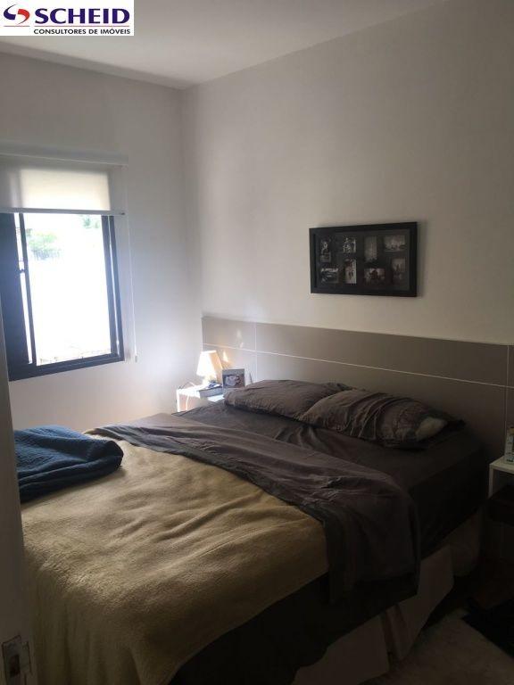 vila mascote: apartamento com 55 m² com 2 dormitórios, sala, cozinha, área de serviço, garagem. - mc4221