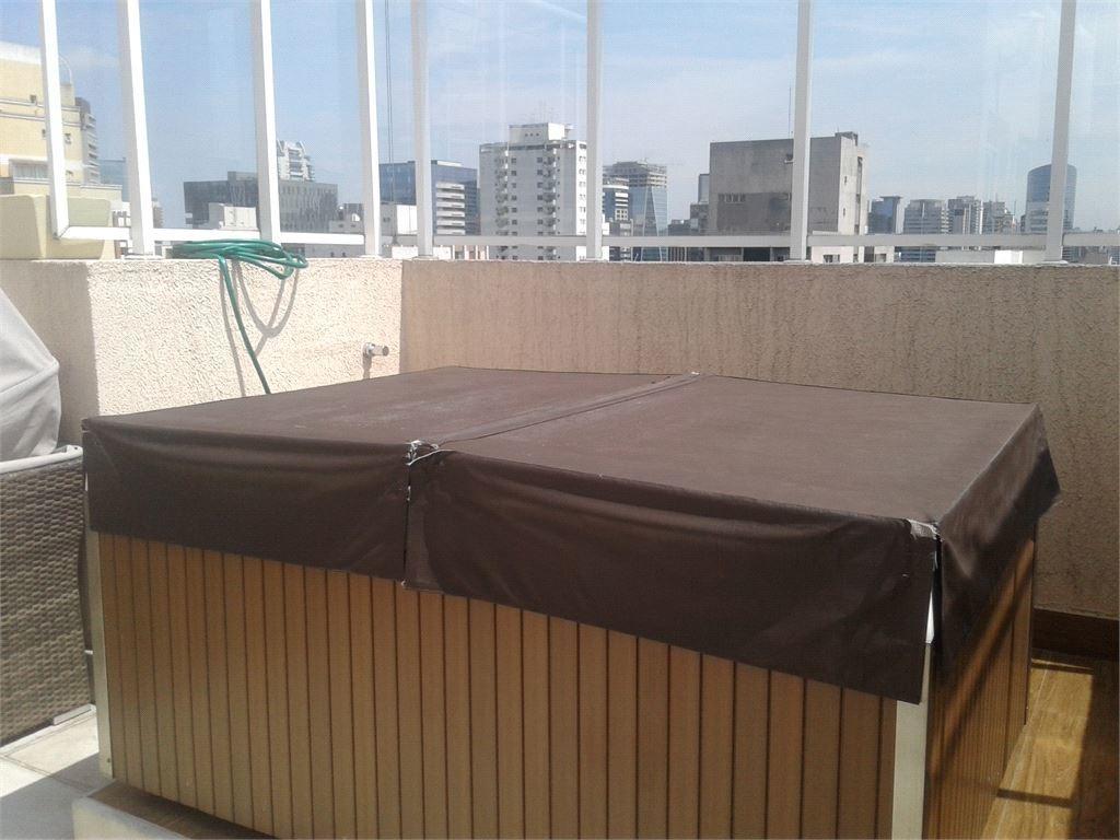 vila olimpia, penthouses, com ofurô e churrasqueira - 345-im208771