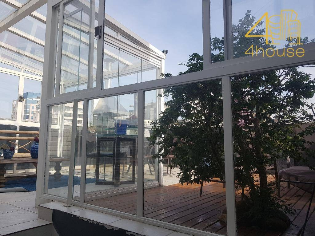 vila olimpia rua casa do ator cobertuta duplex - ad0067