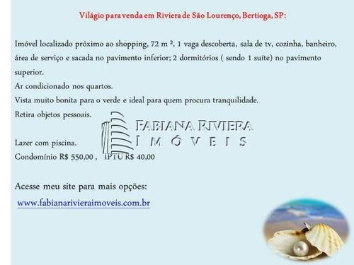 világio à venda em riviera: módulo 26