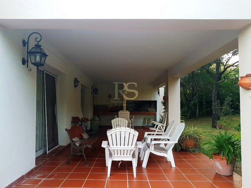 villa allende - bº country la herradura - casa en venta
