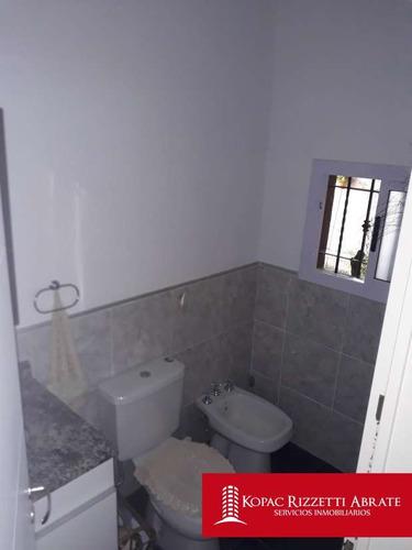 villa allende - venta casa 2 dormitorios.