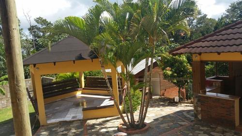 villa amueblada  en jarabacoa rmv-131