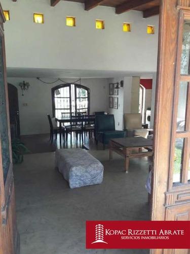 villa belgrano - venta casa 3 dormitorios