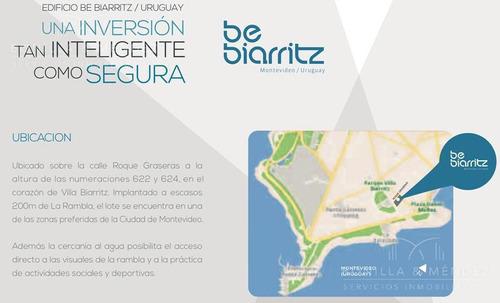 villa biarritz, unidad con renta mensual.