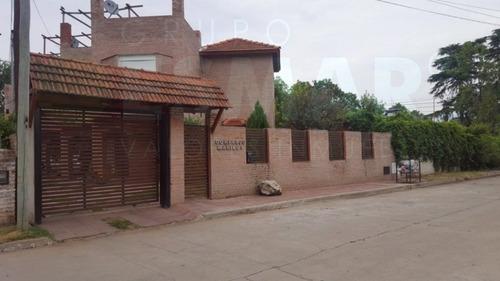 villa carlos paz duplex 70m2 en complejo cerrado