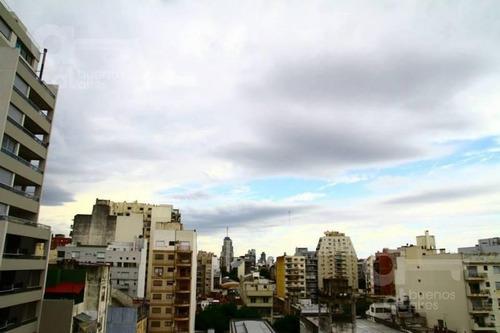 villa crespo, departamento 2 ambientes con balcón, alquiler temporario sin garantía!