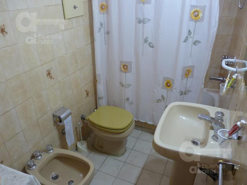 villa crespo. departamento 2 ambientes en  alquiler temporario