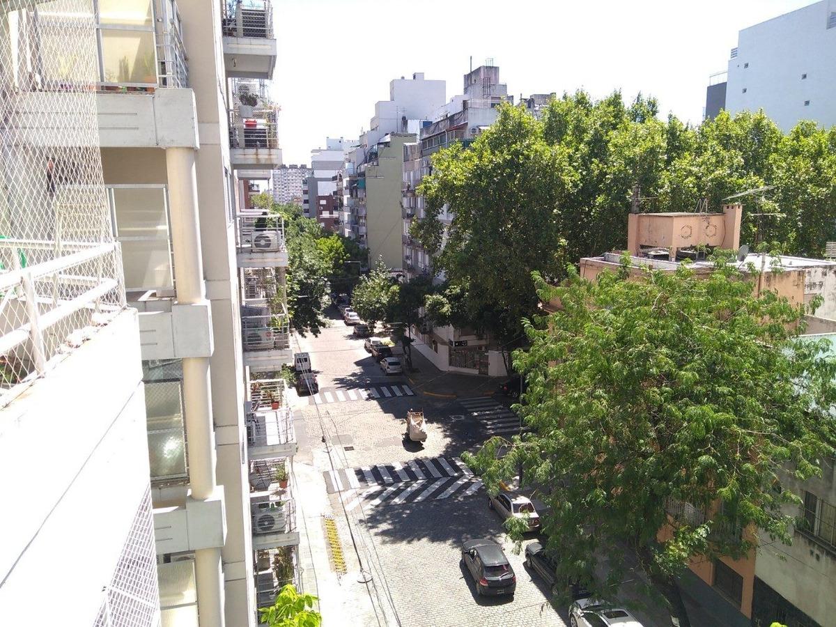 villa crespo venta estrenar 2 ambientes amenities terraza