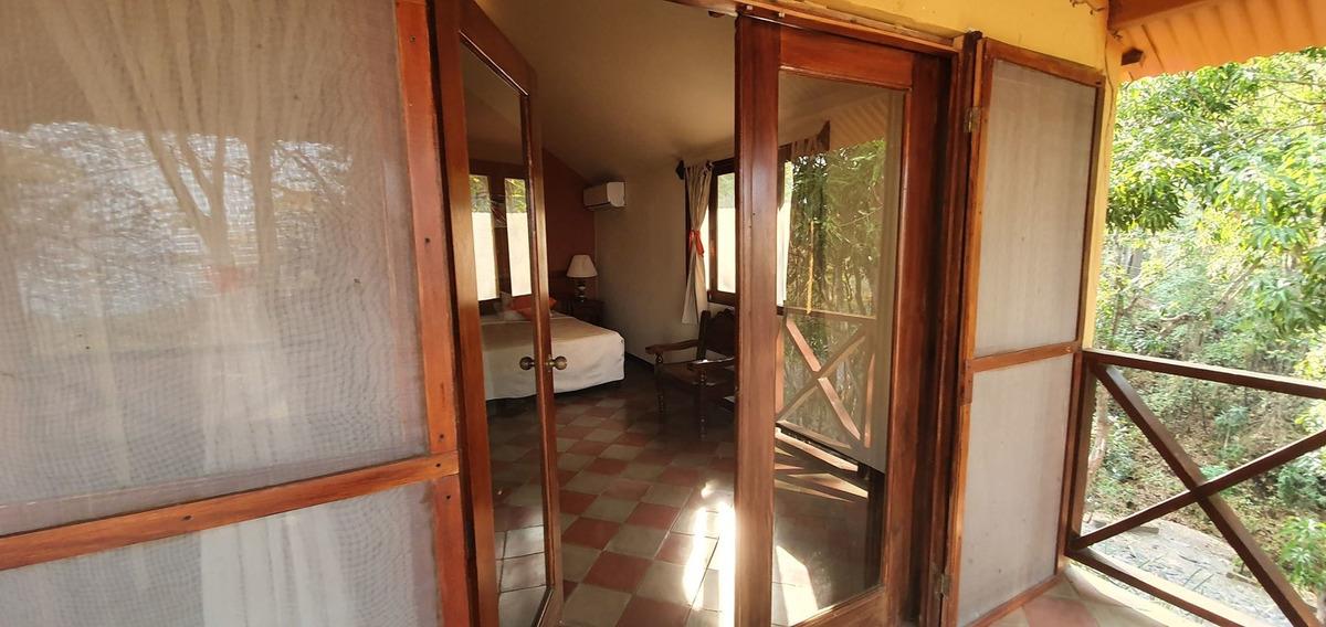 villa de 3 habitaiciones amoblada en laguna de apoyo