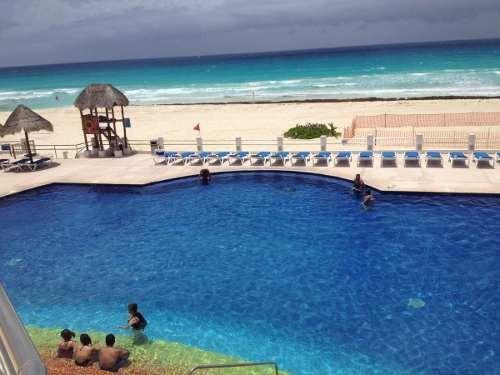 villa de 3 recamaras frente al mar vacacional