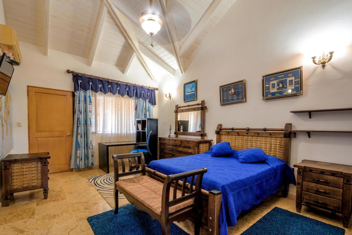 villa de 7 habitaciones en casa de campo