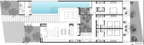 villa de lujo 3 recs con jardín y amplia alberca preventa tulum (366)