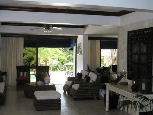 villa de lujo en casa de campo -