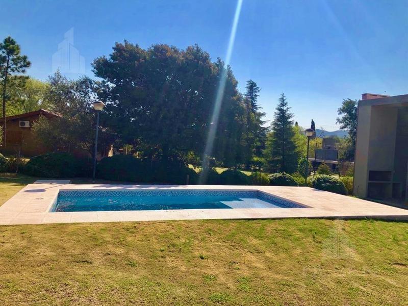 villa del dique, hermosa casa  a estrenar!!! frente al lago!!