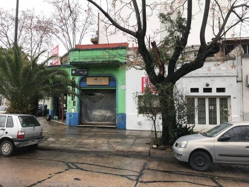 villa devoto, venta lote esquina, 126 mts. zonif. usam