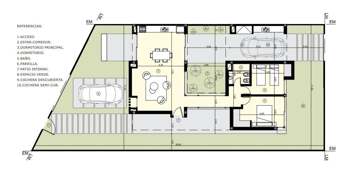 villa elisa 24 e/ 411 y 412