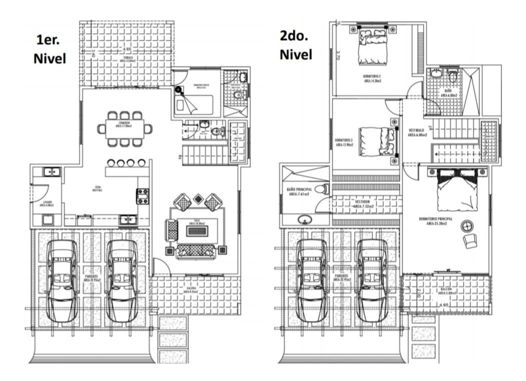 villa en boulevard center, bávaro 6548