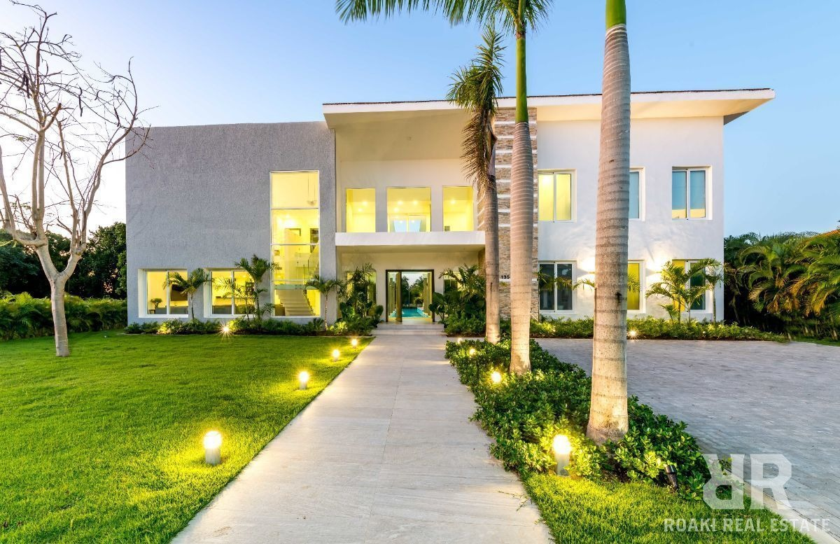 villa en cocotal golf & country club