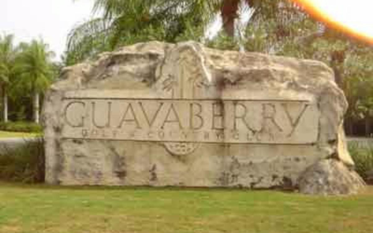 villa en guababerry