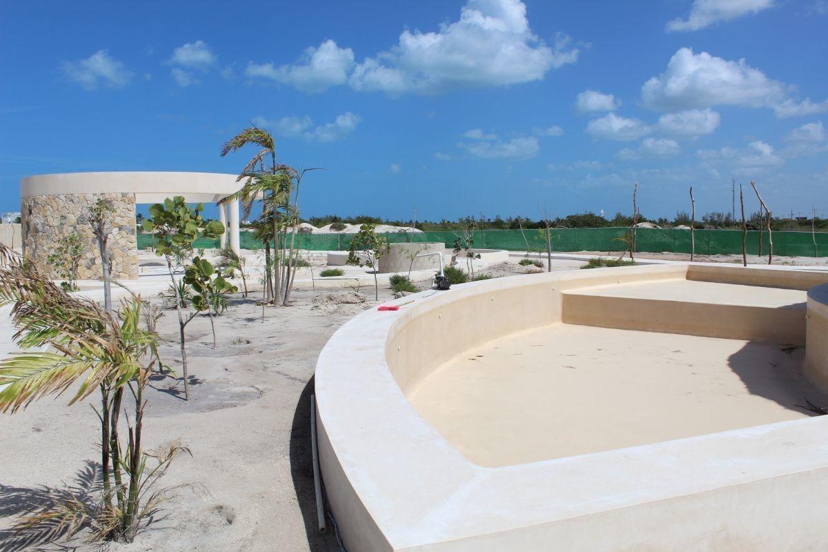 villa en preventa en chicxulub con piscina