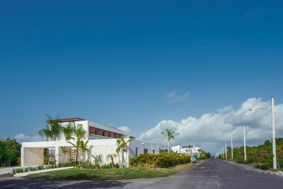 villa en punta cana village