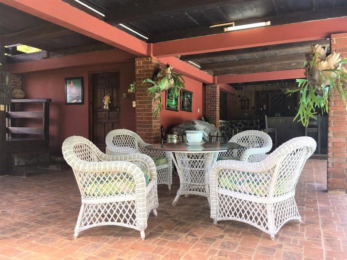villa en venta en jarabacoa amueblada