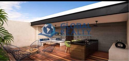 villa en venta en privada, temozón. cv-4988