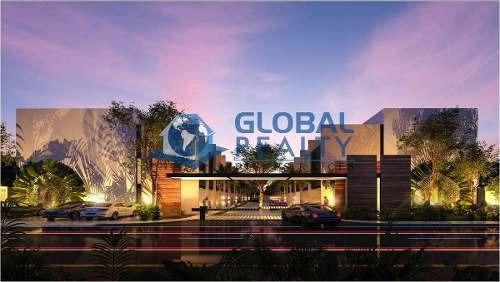 villa en venta en privada, temozón zona la isla. cv-4988