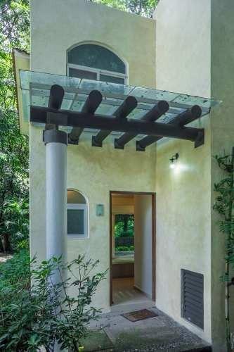 villa en venta en quinta del bosque (cuernavaca)