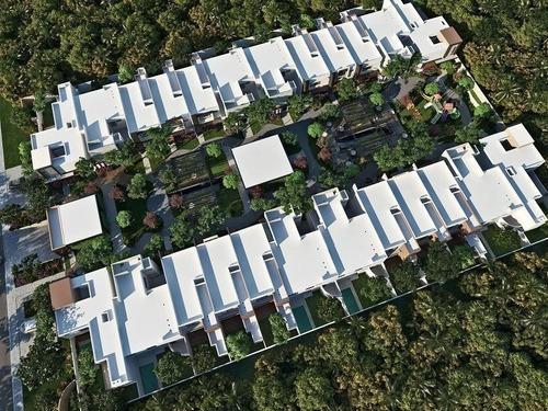 villa en venta privada temozón village, temozón norte (mod. loma)