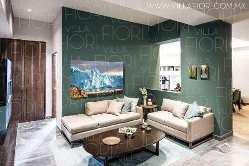 villa fiori, excelentes departamento para estrenar en villa florence