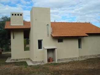villa general belgrano, barrio 4 horizontes. casa 2 dorm