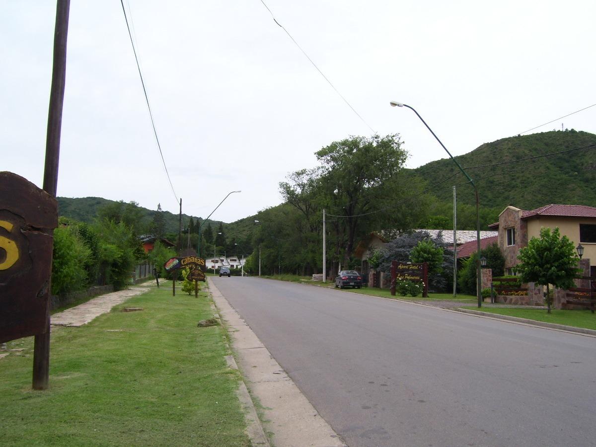 villa general belgrano - terrenos zona centro - micro barrio