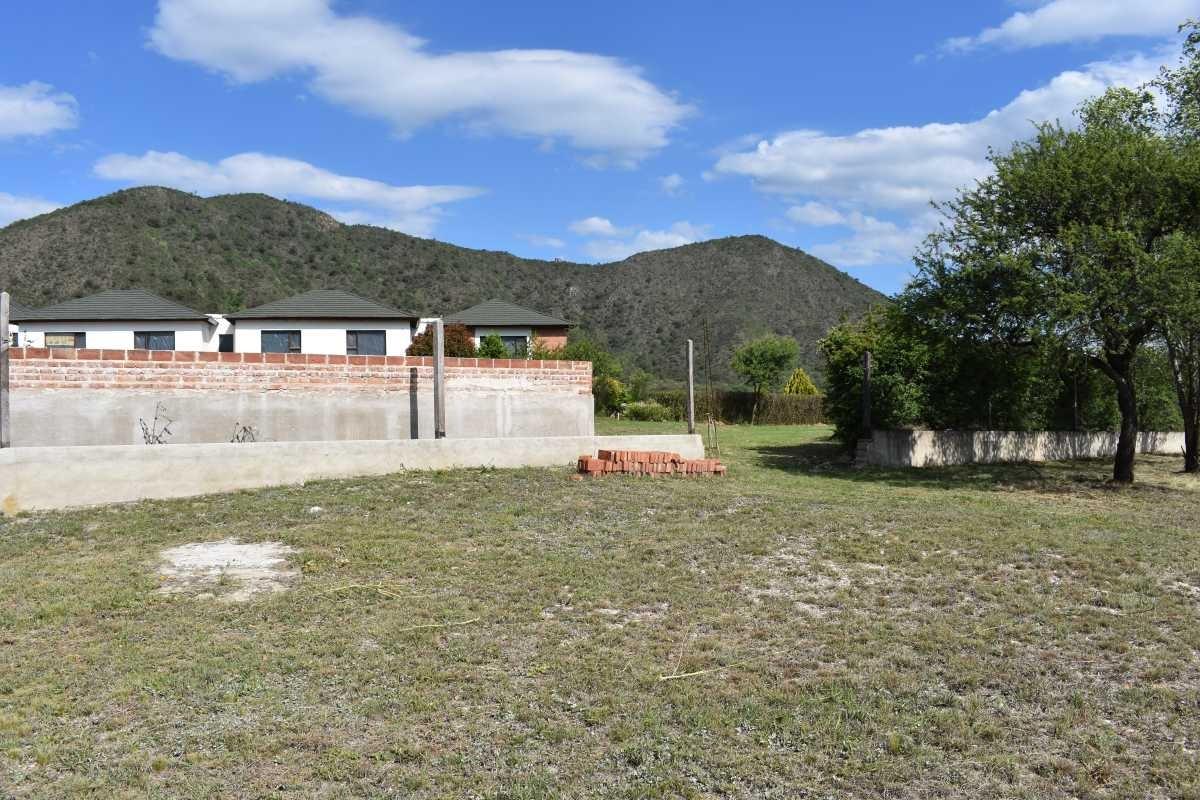 villa general belgrano,terreno 3500m2 a 100m de ruta nº 5