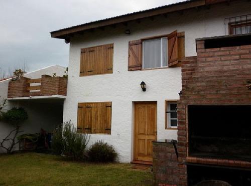 villa gesell alquiler casa norte playa 50mts.