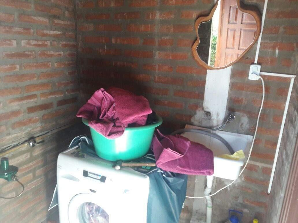 villa giardino casa con pileta en barrio la higuerita