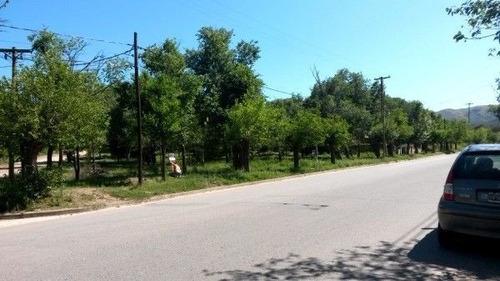villa giardino lote en calle san martin (financiacion)