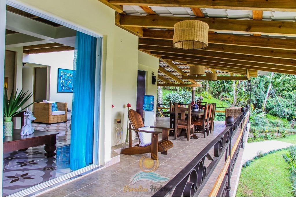 villa gladys  bonao paradise holiday lt las terrena
