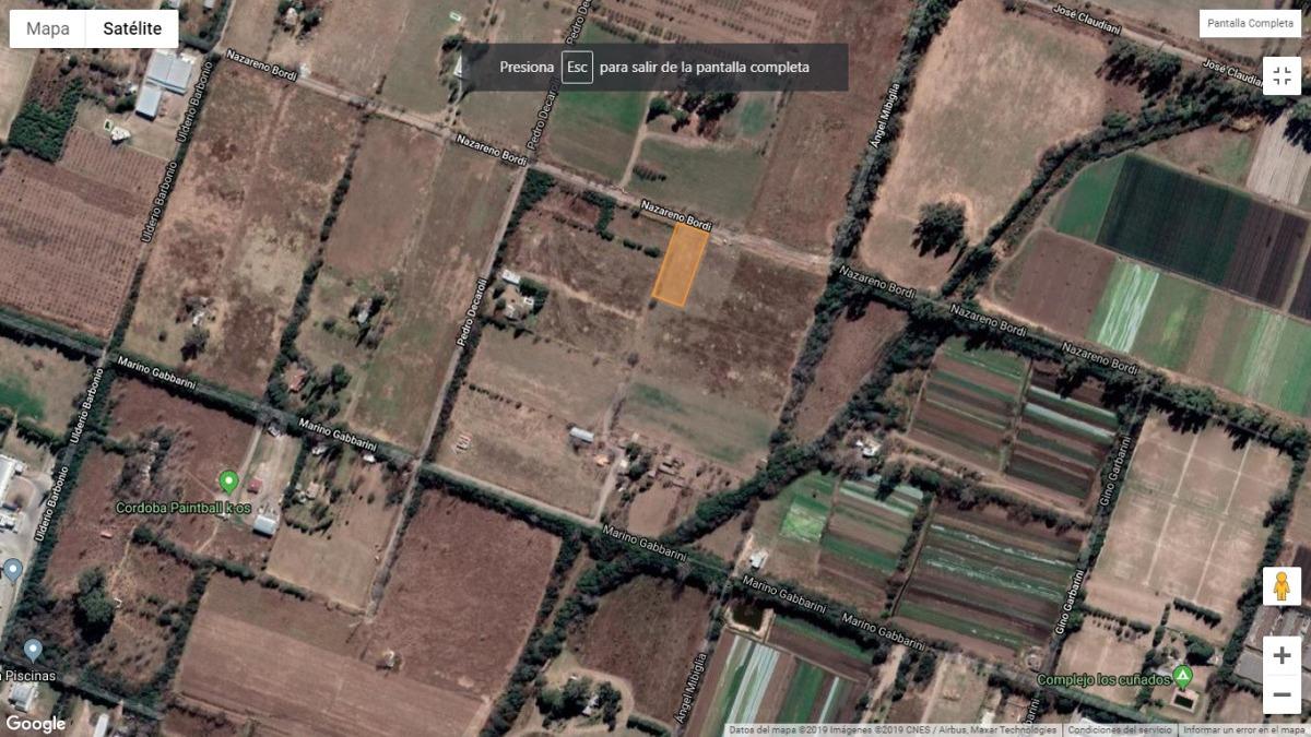 villa gran parque 2.784 metros2 con escritura