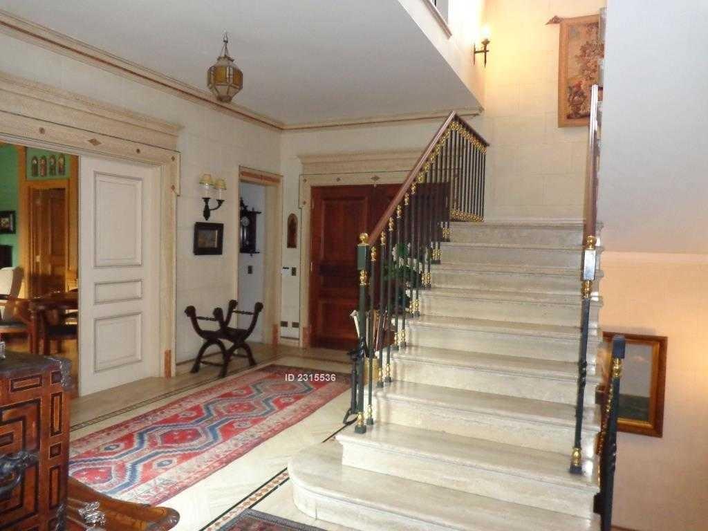 villa italiana / los nogales / bernardo larrain / embajadas