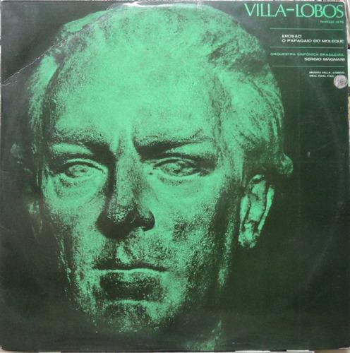 villa lobos festival 1975  orquestra sinfônica brasileira