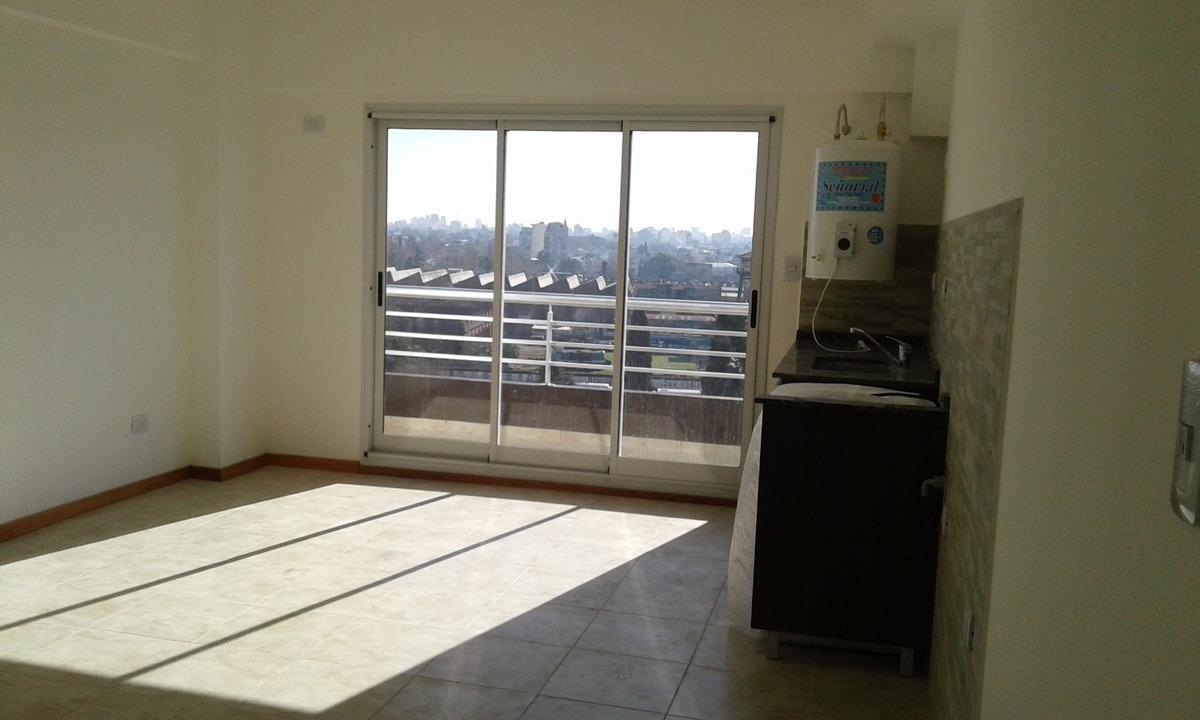 villa luro - depto 1 ambiente con balcon
