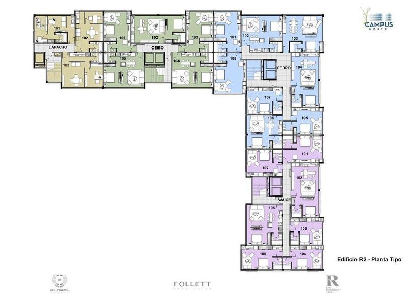 villa martelli departamento 2 ambientes en pozo financiacion